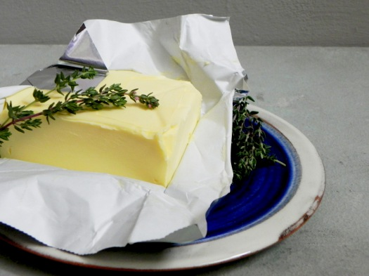 Titelbild Butter